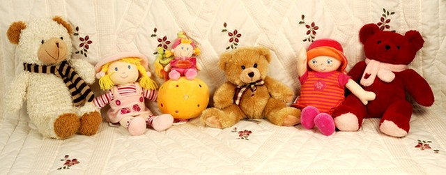 Teddy Bear Friends